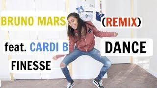 Finesse - Bruno Mars feat. Cardi B (remix) Dance
