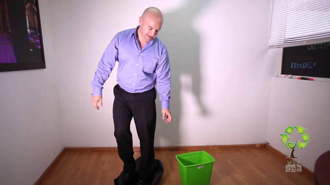 Contenedores de basura rubbermaid botes de basura m xico - Contenedores de reciclar ...