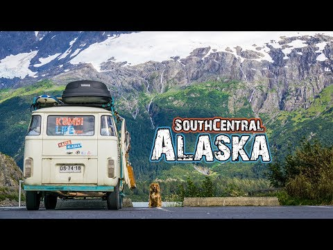 HUGE ALASKA ROAD