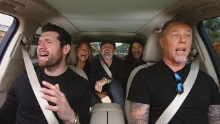 Apple Music — Carpool Karaoke — Metallica and Billy Eichner Preview