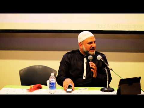 Jannah- A Lecture by Ustadh Mohamad Baajour