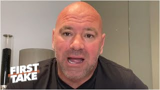 Dana White explains the challenges of pulling off UFC 251 on Fight Island | First Take