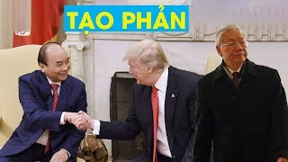 """Nguyễn Xuân Phúc tuyên bố """"tạo phản"""", Nguyễn Tấn Dũng có đứng đằng sau #Votetv"""