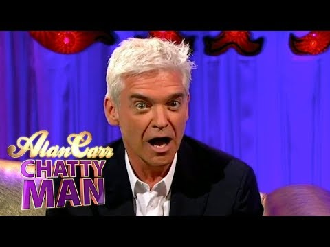 Phillip Schofield Makes Alan Drink Shots of Tequila (Full Interview) | Alan Carr Chatty Man