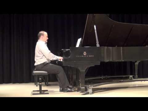 Muzio Clementi Sonatina Op 38, No 1, Mvt II Tempo di Minuetto
