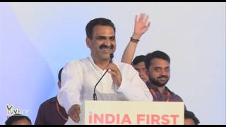 shri sanjeev balyan s speech during bjym national convention at vrindavan mathura 05 03 2016