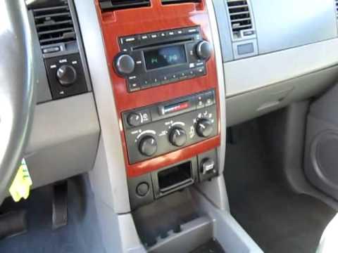 Dodge Stereo Wiring Diagram 2005 Dodge Durango Slt 10183 Mpg Youtube