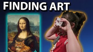 Discovering the beauty in art. Intro Music - Josh Woodward ▻ MAKE S...