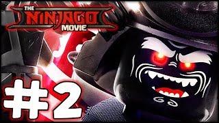 LEGO Ninjago The Movie - Videogame - LBA 2 - Gold Brick Hunter!