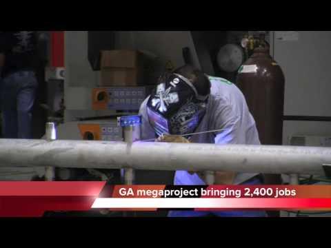Engineered Floors to spend $500 million, create 2,400 jobs in North Georgia
