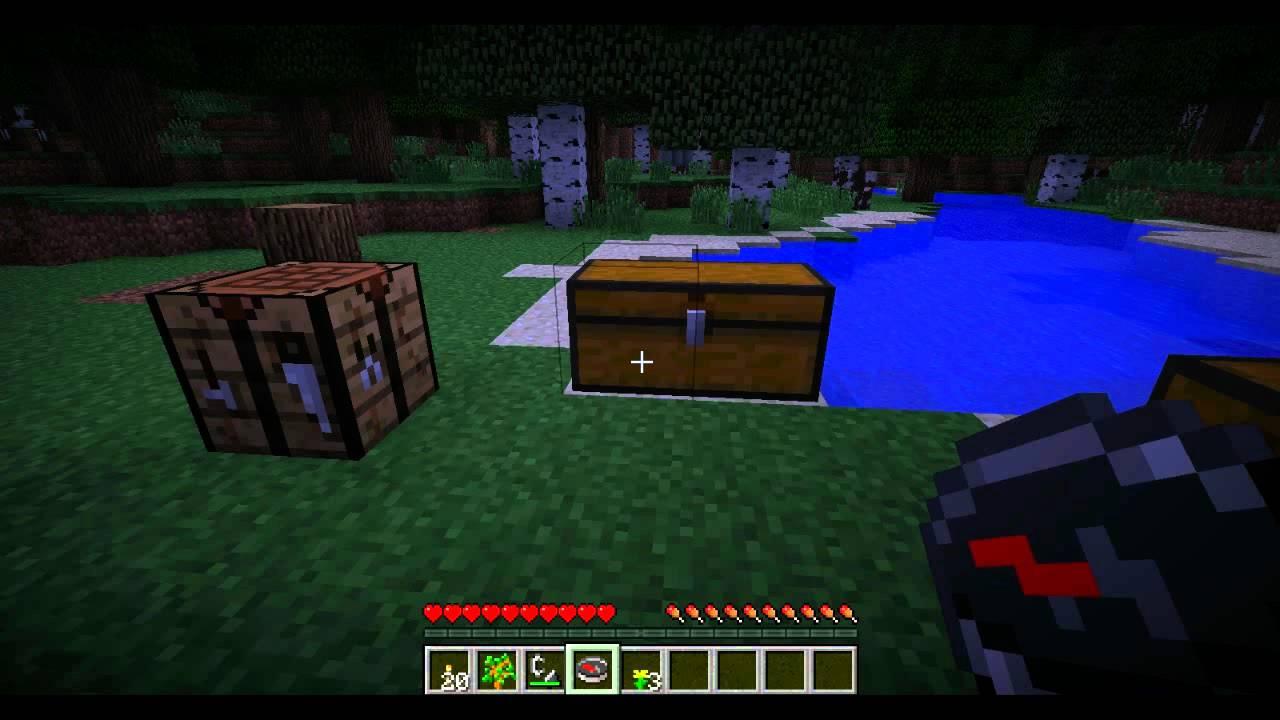 Minecraft Wiki - Equipamentos Básicos + Armas + Armaduras - GMS BR [Part 8]