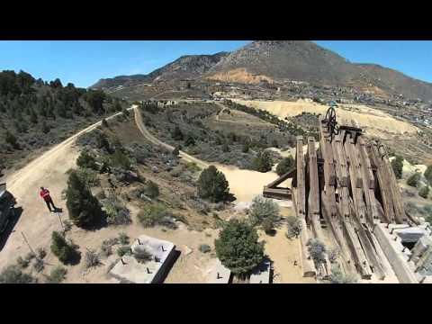 The Combination shaft Virginia City Nevada
