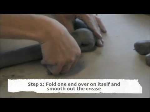 How To Make a Femur Out of Clay!