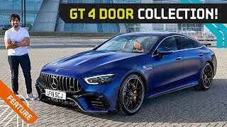 F NALLY Collecting My 2019 AMG GT63S 4 Door