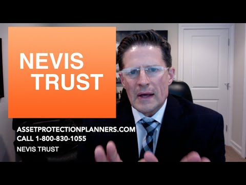 Nevis Trust for Asset Protection from Lawsuits