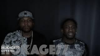 Hip Hop R&B 2021 Hokage77 Lion'S & Beuf RAP (samsung A40 vidéo) freestyle