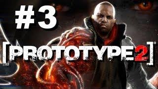Prototype 2 Walkthrough Part 3 (HD 720p)