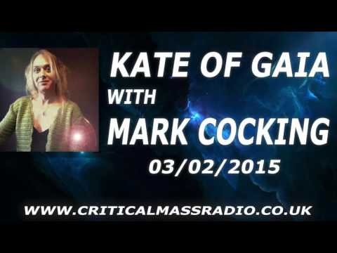 """Kate Of Gaia With Mark Cocking: """"The one with the hissy fit"""""""