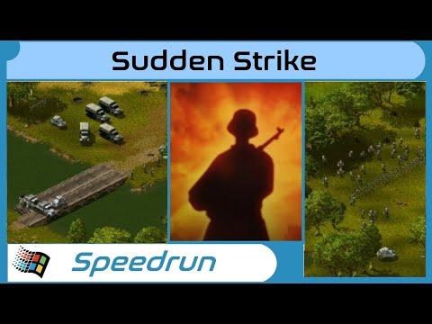 "(Speedrun) Sudden Strike Axis Mission 03 ""Charkow"" on Hard in 18m 12s [PC] |"
