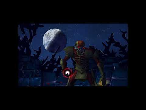 Legacy Of The Beast Arena: Final Frontier Eddie vs Gambler Eddie  