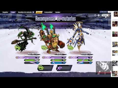 Mutants: Genetic Gladiators. 5 Jackpot Token GRATIS. Jugando con Damty ...