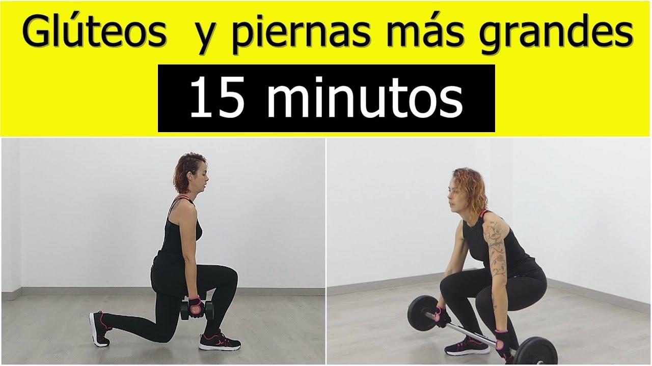 ejercicios de gimnasio para aumentar gluteos y piernas
