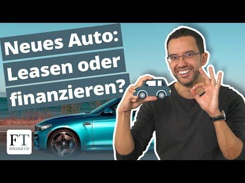Neues Auto durchgerechnet: Finanzierung oder lieber Leasing?