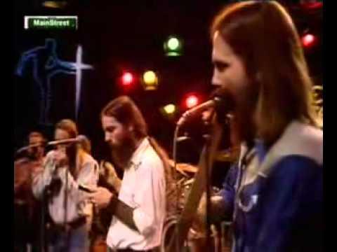 Ozark Mountain Daredevils - Chicken Train (Live 1976)