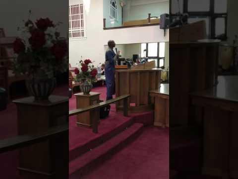 Apostolic preaching(1)