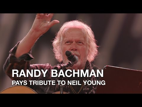 Randy Bachman pays tribute to Neil Young | 2017 Canadian Songwriters Hall Of Fame mp3