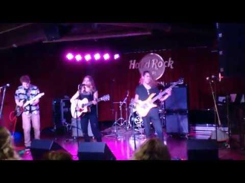 Sophia Ward, Last Band Standing, March 31, 2018, Hard Rock Boston