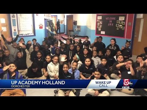 Wake Up Call from Up Academy Holland