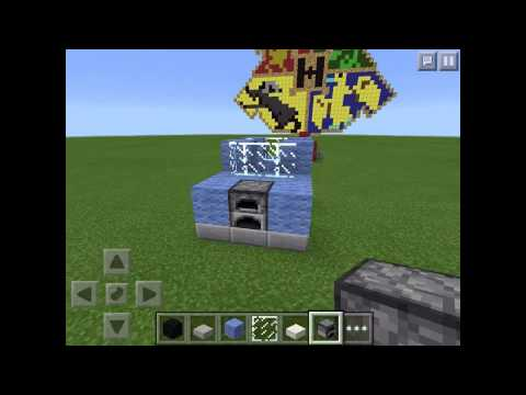 Minecraft How To Build The Flying Car