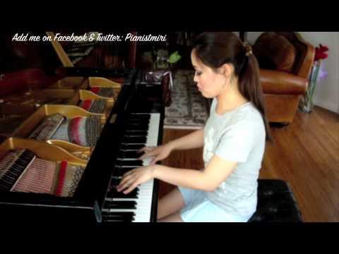 Enrique Iglesias  - I Like It Ft. Pitbull | Piano Cover By Pianistmiri 이미리
