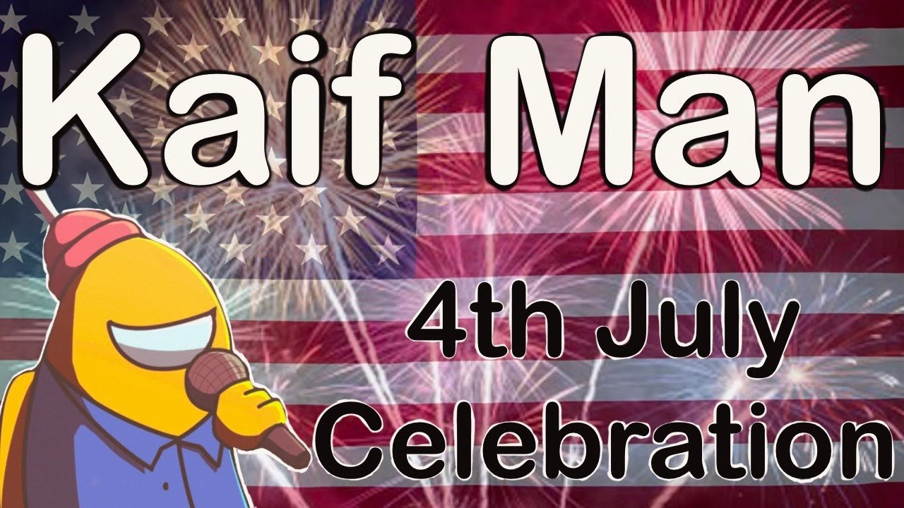 Kaif Man (4th July Celebration) | Music Video
