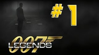 Let´s Play 007 Legends Part 1 [Deutsch/HD/BLIND] - James Bond Goldfinger