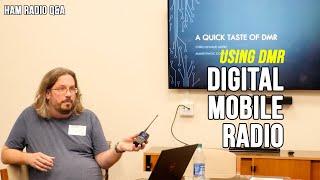 Using DMR (Digital Mobile Radio) A Quick Introduction - Ham Radio Q&A