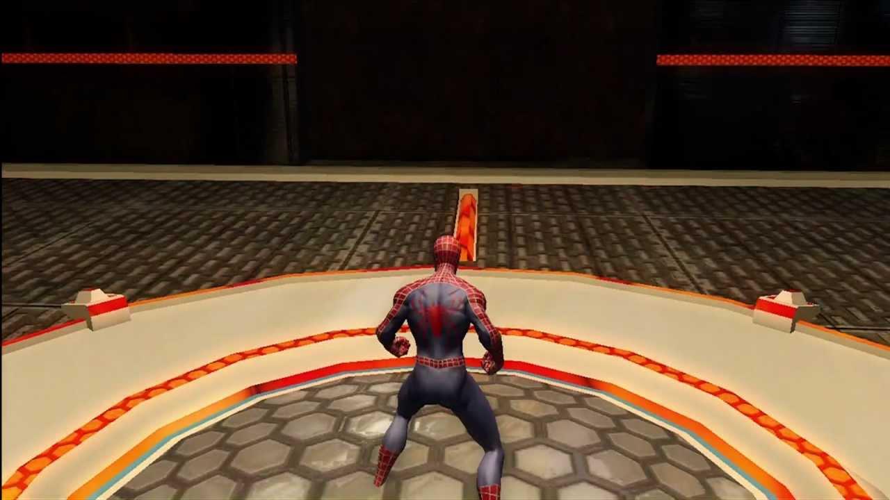 Spider-Man 3: Walkthrough Part 25 (Scorpion Mission 1) [1080 HD]