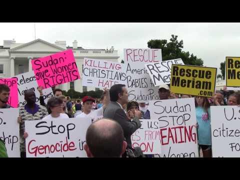 Ted Cruz implores Obama to help Christian prisoner Meriam Ibrahim