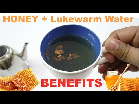 Health Benefits of Honey and Lukewarm Water 🍯 💦 on Empty Stomach.