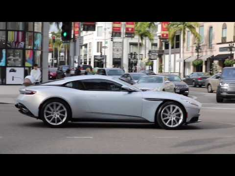 Supercar in Beverly Hills day2