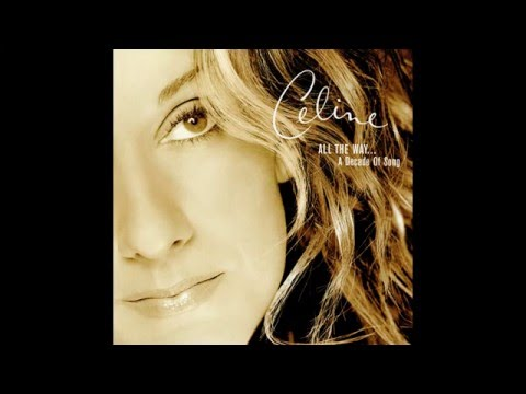 Celine Dion - Then You Look At Me (Instrumental)