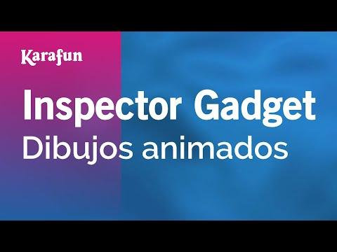 Karaoke Inspector Gadget - Cartoons *