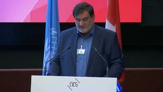 Islamic Republic of Iran: Official statement at the Global platform for Disaster Risk Reduction 2019