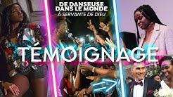 TEMOIGNAGE D'EMERAUDE (Danse, Impudicité, Musique mondaine...)