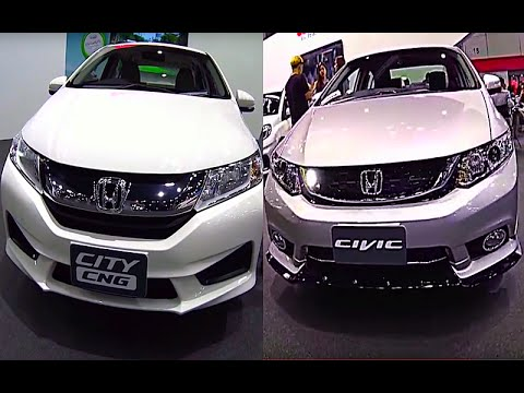 2017 Honda Civic Si Release Date >> Honda Civic 2015, 2016 VS Honda City 2015, 2016 - YouTube