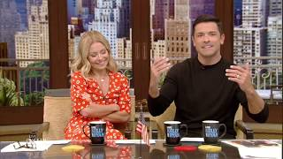 Mark Consuelos Wore Embarrassing Short Shorts