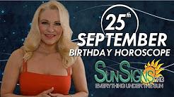Birthday September 25th Horoscope Personality Zodiac Sign Libra Astrology