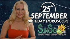 Birthday September 25th Horoscope Personality Zodiac Sign Libra Astrology