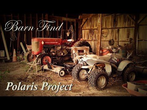 Barn Find Polaris Project